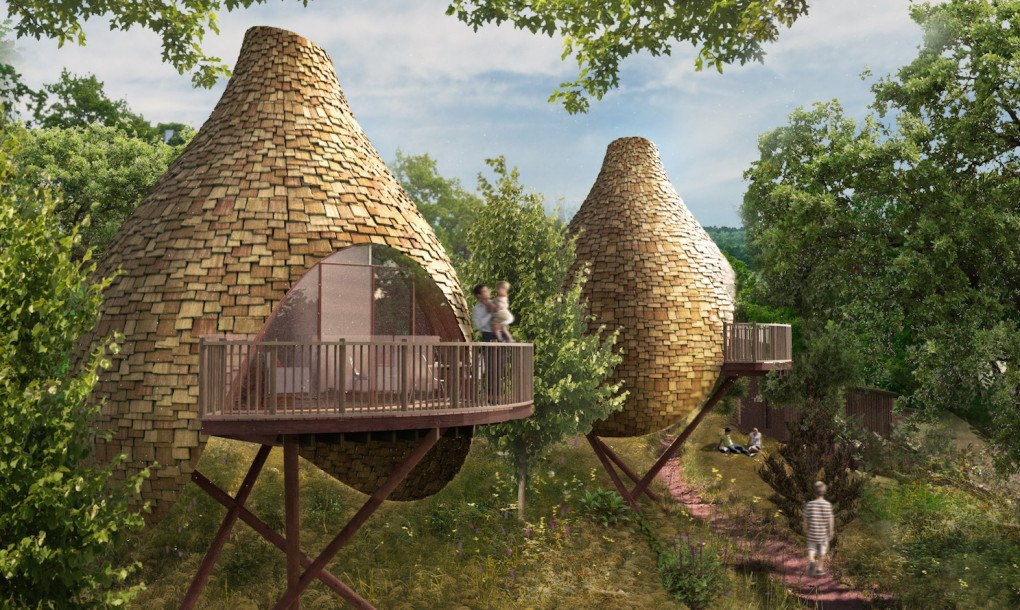 Dreamy Treehouse Colony Helps You Reconnect With Nature