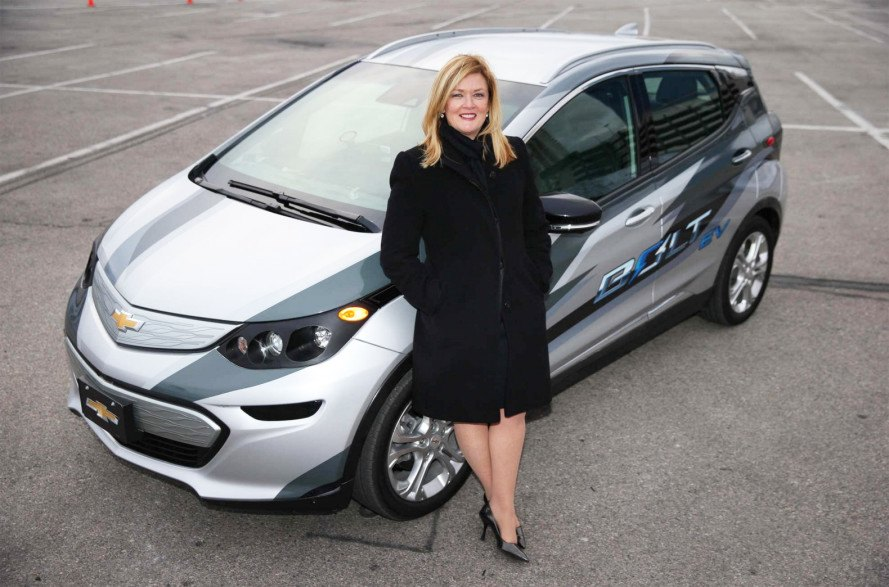 Pam Fletcher Chevy Bolt Interview With Gm Head Of Electric Car