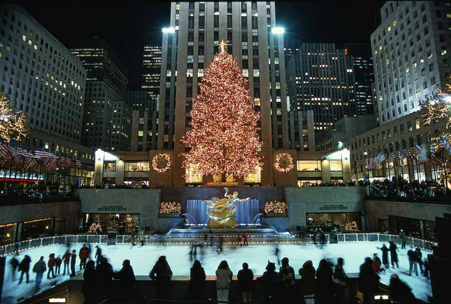 Rockefeller Center Christmas tree will be recycled as lumber for Habitat for Humanity homes