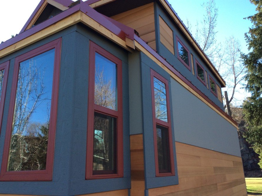 tiny homes, tiny houses, affordable housing, social housing, Sprout tiny homes, Colorado, Colorado Springs, Colorado homes, Colorado Springs homes, tiny homes suburbs, tiny homes locations