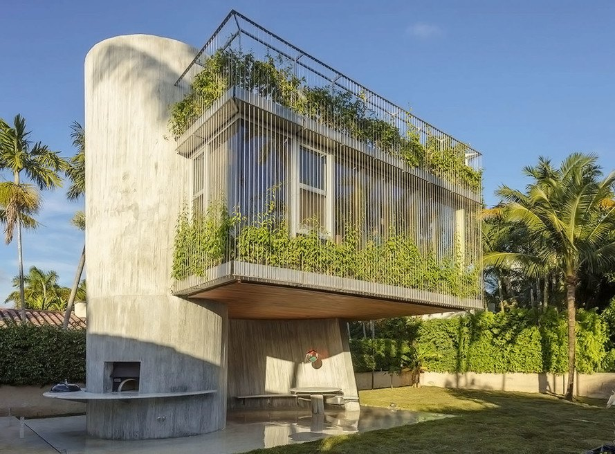 Sun path house by christian wassmann inhabitat green for Architecture 1930