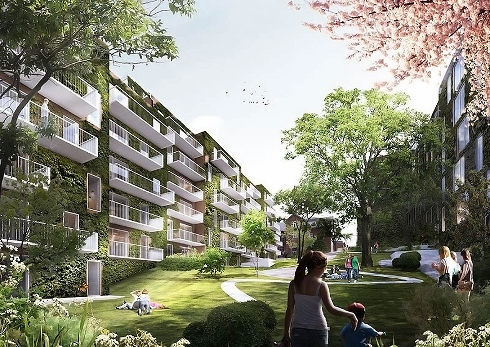 Danish Modern Architecture Residential residential architecture | inhabitat - green design, innovation
