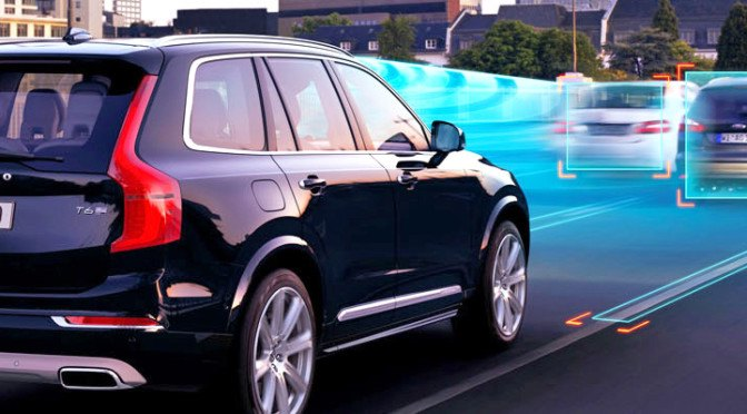 car pictures review: volvo crash proof car 2020
