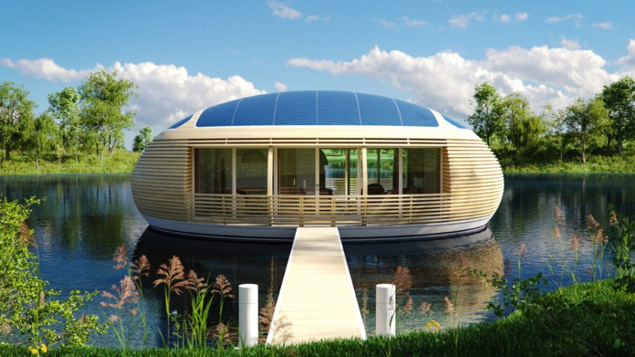 floating architecture, romantic getaways, valentine's day, floating airbnb, floating vacation spots, houseboats, airbnb houseboats, houseboats for rent, houseboat architecture, floating chapel, The Floatwing, The Saunalautta, Floating Thames AirBnb, Project X2 River Kwai Resort, The Four Seasons' Landaa Giraavaru, The WaterNest 100