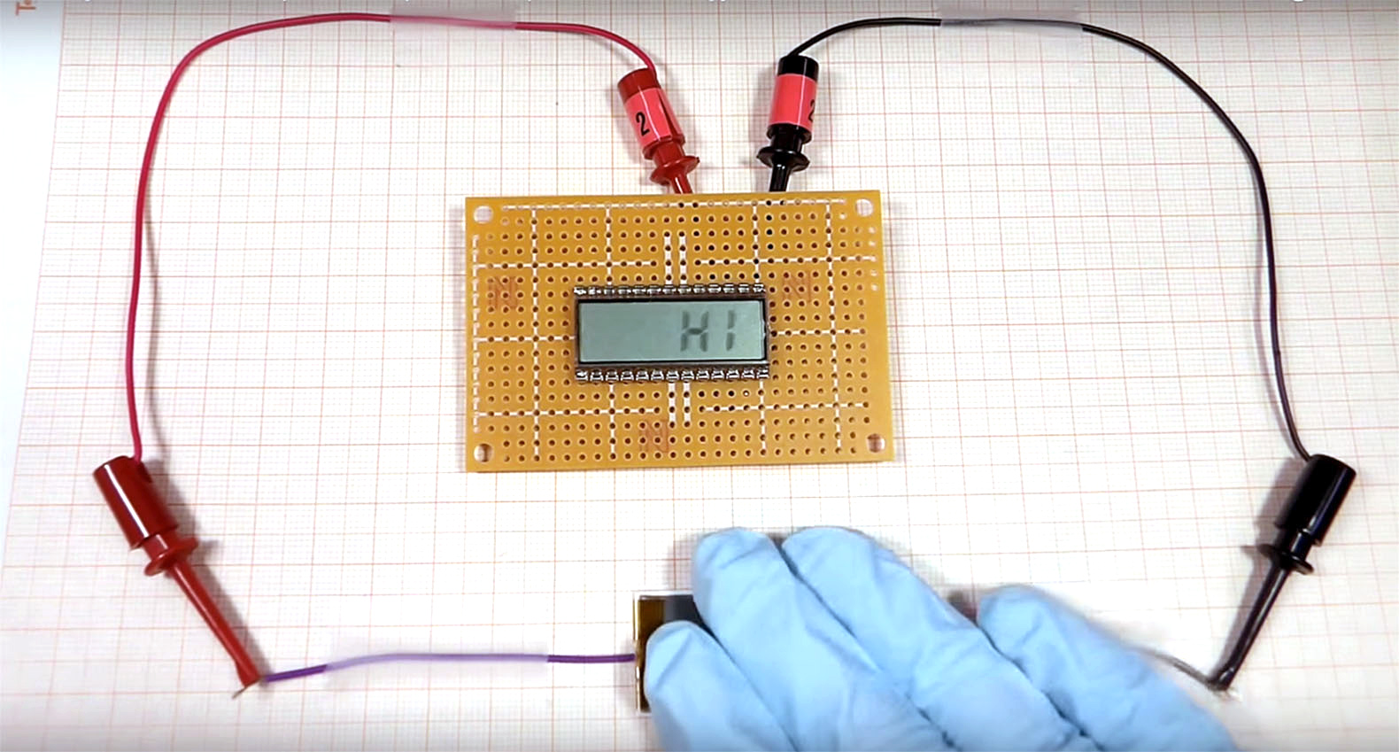 Researchers generate energy with nothing but cardboard, tape, and a pencil