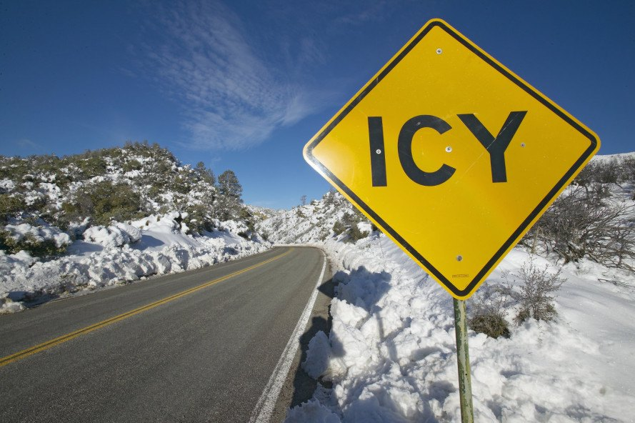 icy roads, winter weather, ice-melting roads, conductive concrete, chris tuan, university of nebraska, snow removal