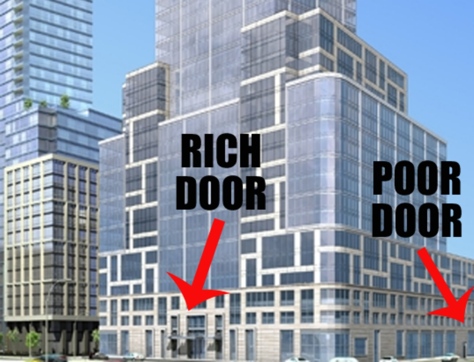 u0027Poor dooru0027 just the beginning of disparate living conditions at 50 Riverside say lower-income residents | Inhabitat - Green Design Innovation ... & Poor dooru0027 just the beginning of disparate living conditions at 50 ... pezcame.com