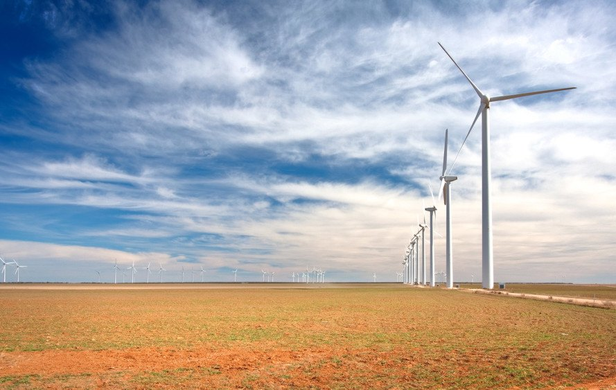 texas, wind power, wind turbines, renewable energy, electricity, power grid