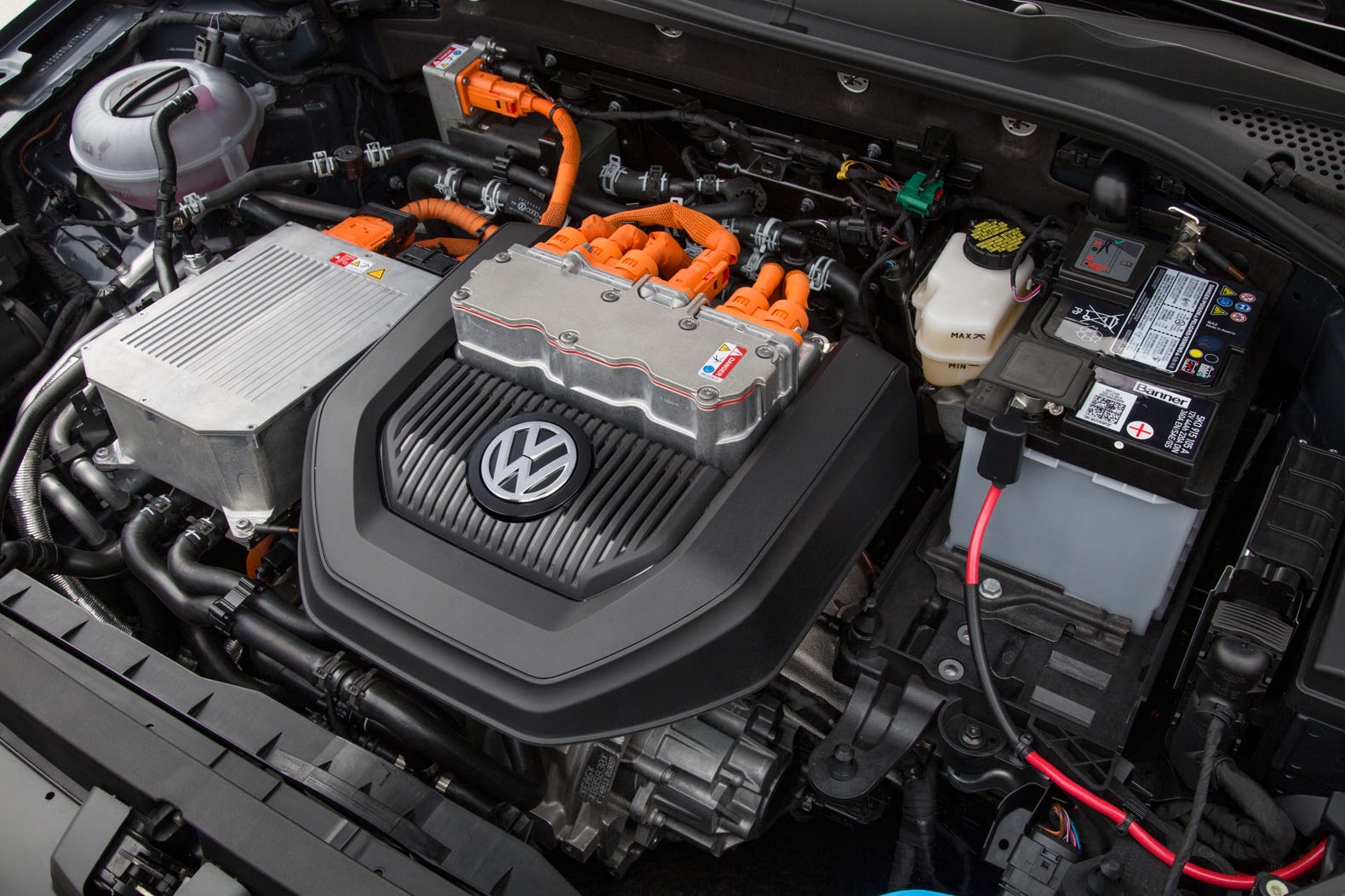 Vw Volkswagen Sel Emissions Cheating M Market Electric Vehicle World S First High