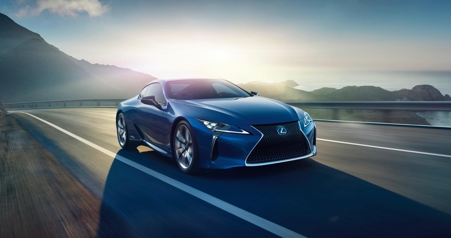 The Lexus Lc 500h May Just Be Iest Hybrid Ever