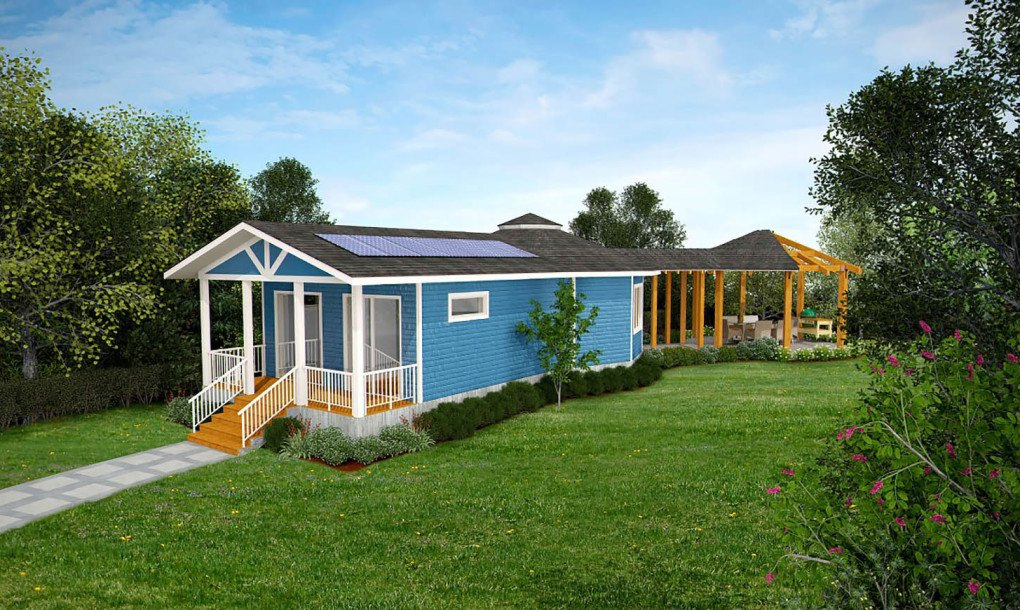 Deltec launches line of super efficient net zero energy for Build a house for 100k