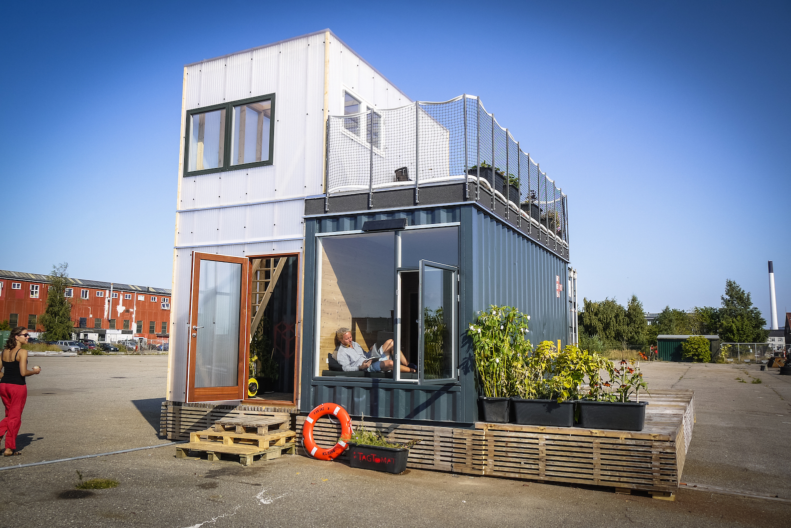Shipping Container Architecture | Inhabitat - Green Design ...
