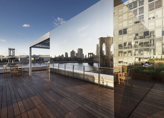 High Line Landscape Architect Designs A Stunning Rooftop