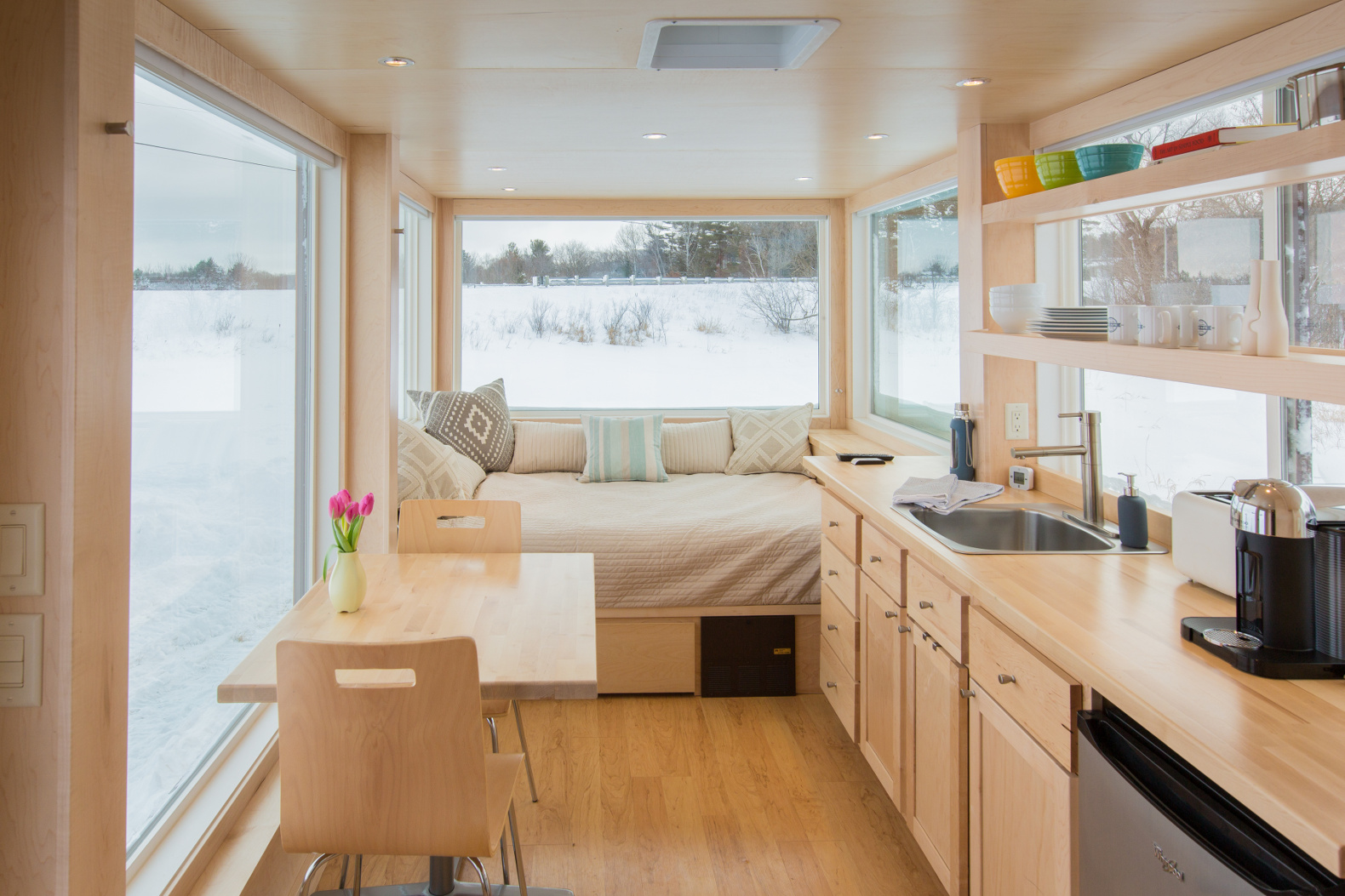 Escape Homes, Vista, Vista Tiny Home, Escape Vista Travel Trailer, Tiny  Homes