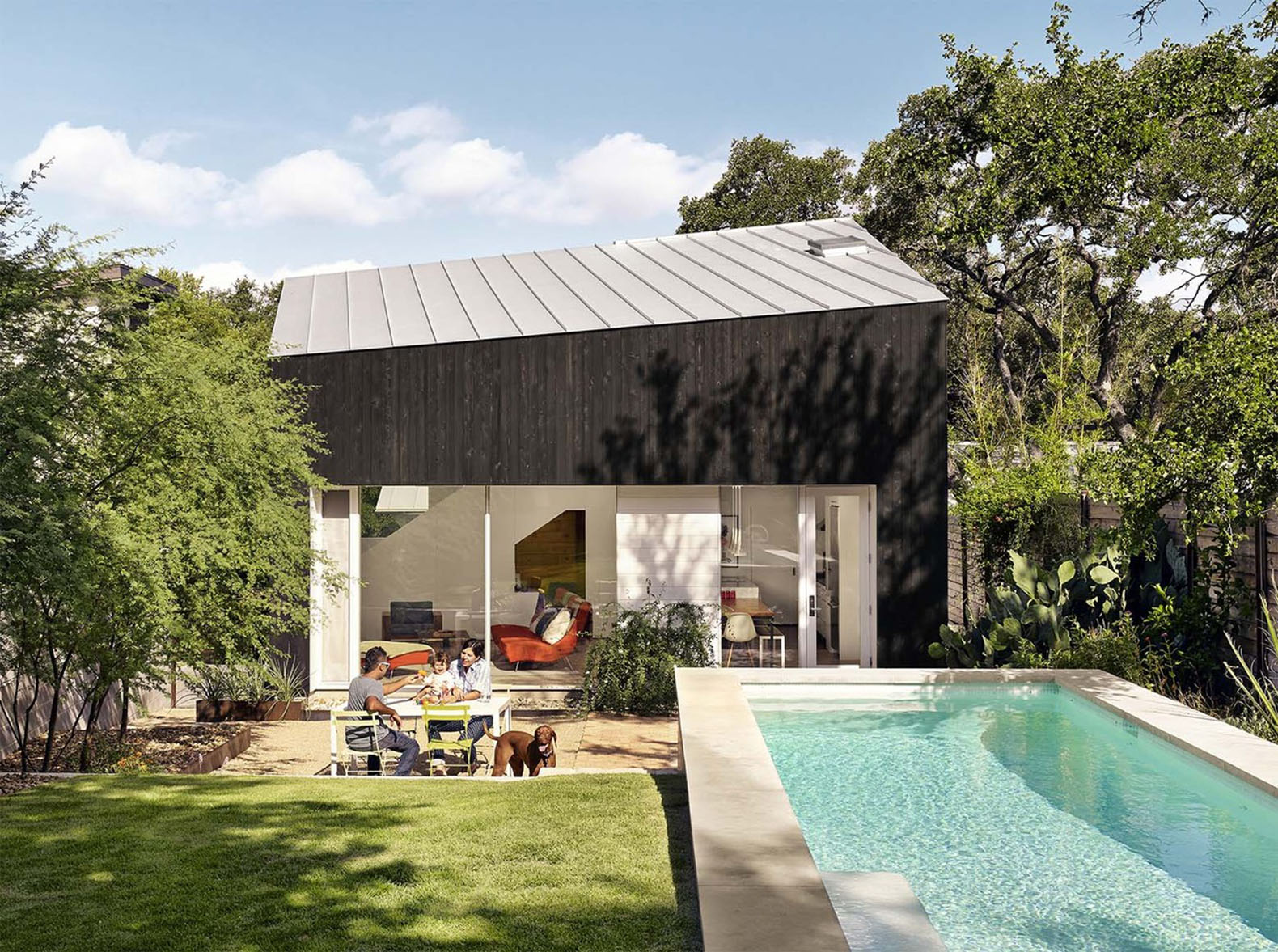 rescued 1927 austin bungalow gets new life as a sweet new solar
