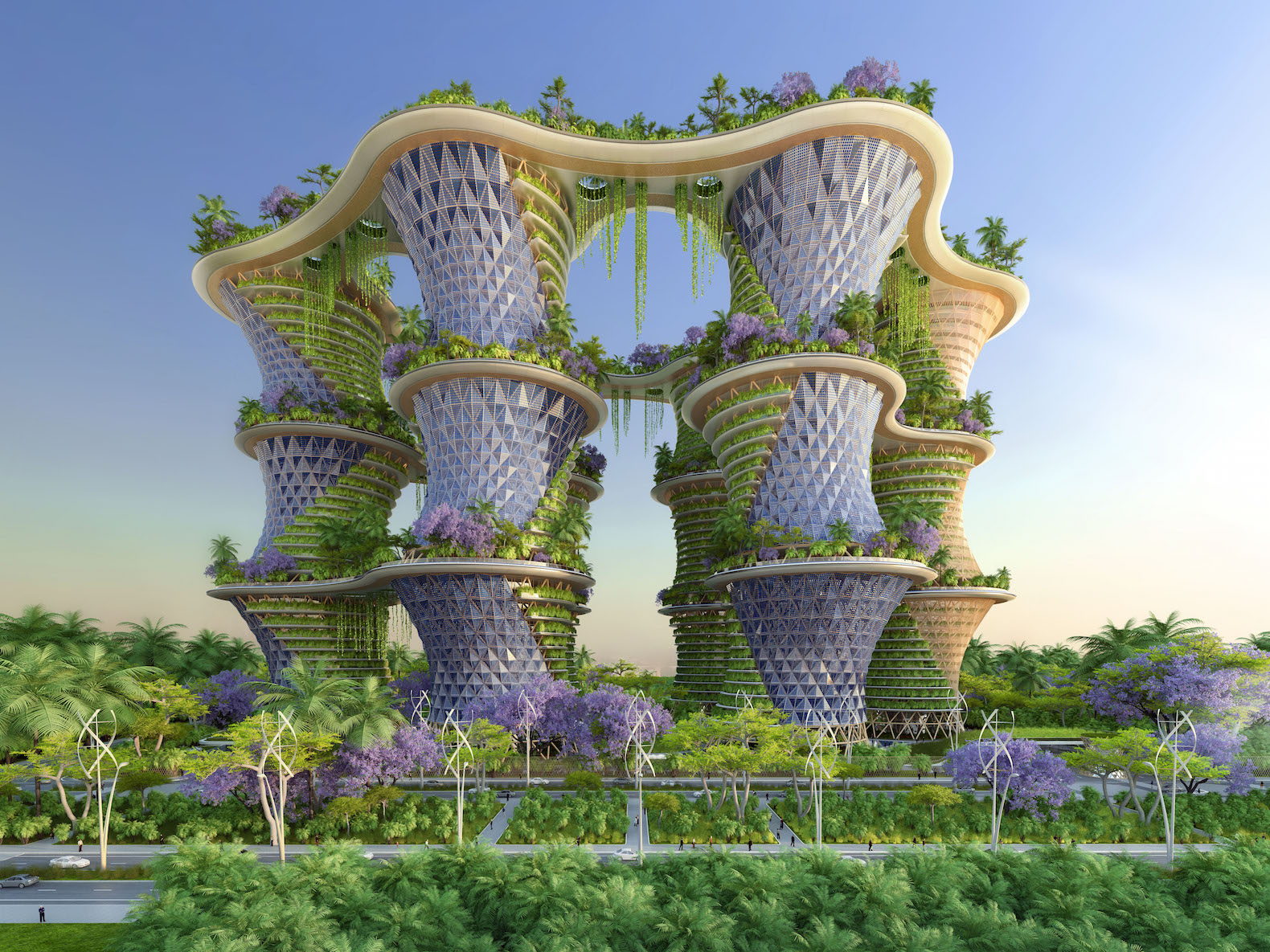 an analysis of organic architecture