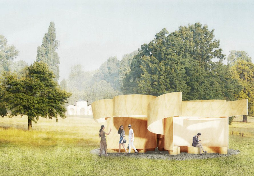 Serpentine Gallery London, Barkow Leibinger, Kunlé Adeyemi, Yona Friedman, Asif Kahn, Serpentine Pavilion 2016, Bjarke Ingels, temporary architecture, architecture installation, architecture exhibition london