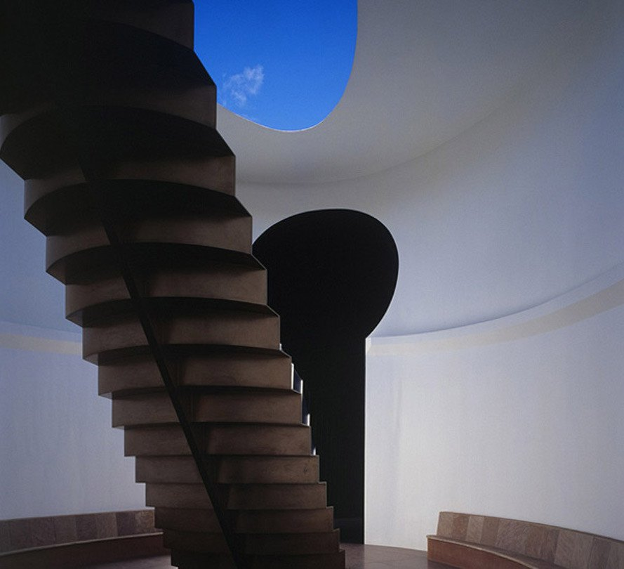 james turrell, roden crater, observatory, art installation, painted desert, volcano, skystone foundation
