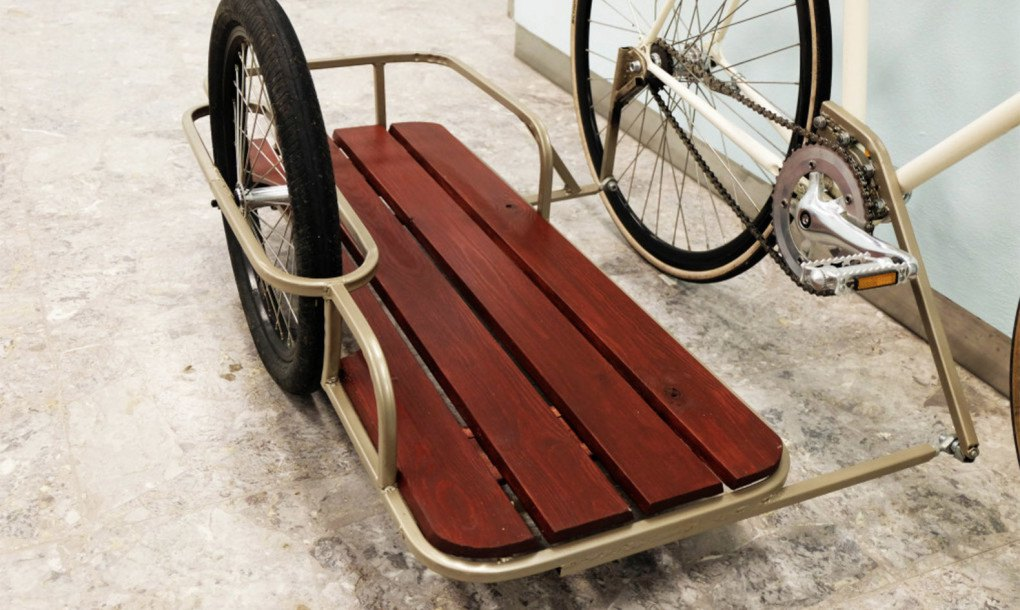 Build Bicycle Sidecar
