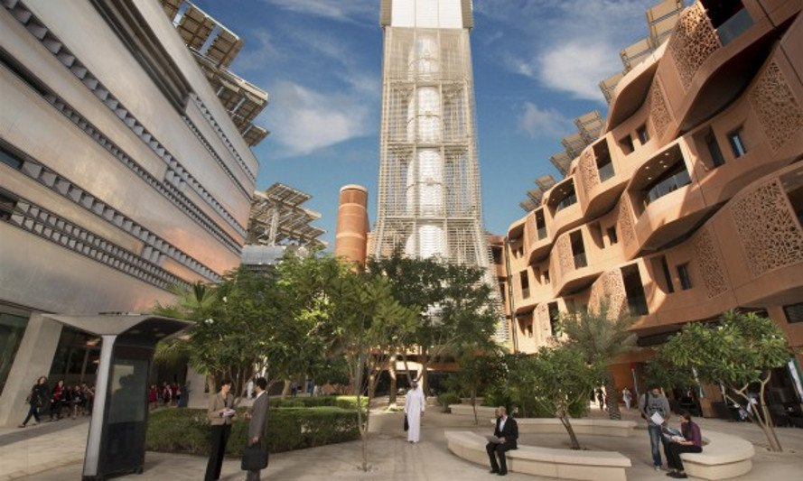 Masdar S Failed Sustainable City May Be Doomed To Become A