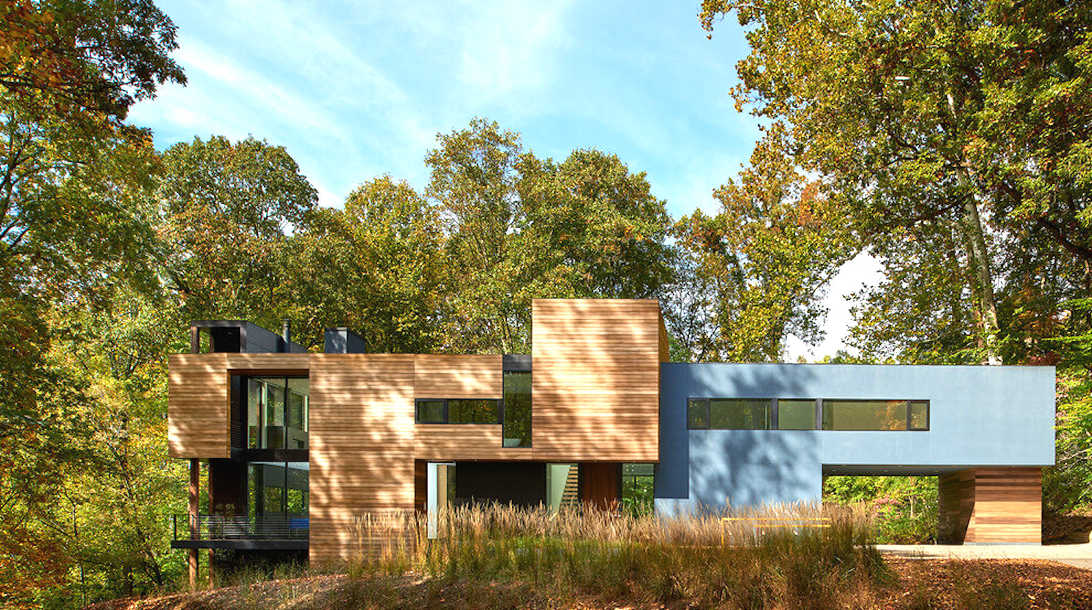 Contemporary Home | Inhabitat - Green Design, Innovation ...