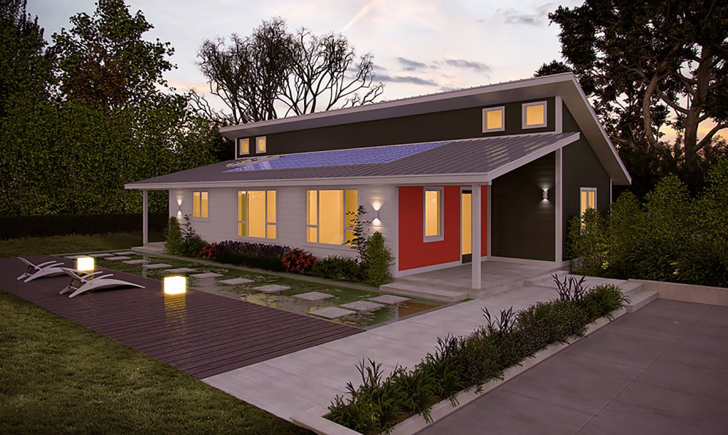 Deltec Launches Line Of Super Efficient, Net Zero Energy Homes   Starting  Under 100K | Inhabitat   Green Design, Innovation, Architecture, Green  Building