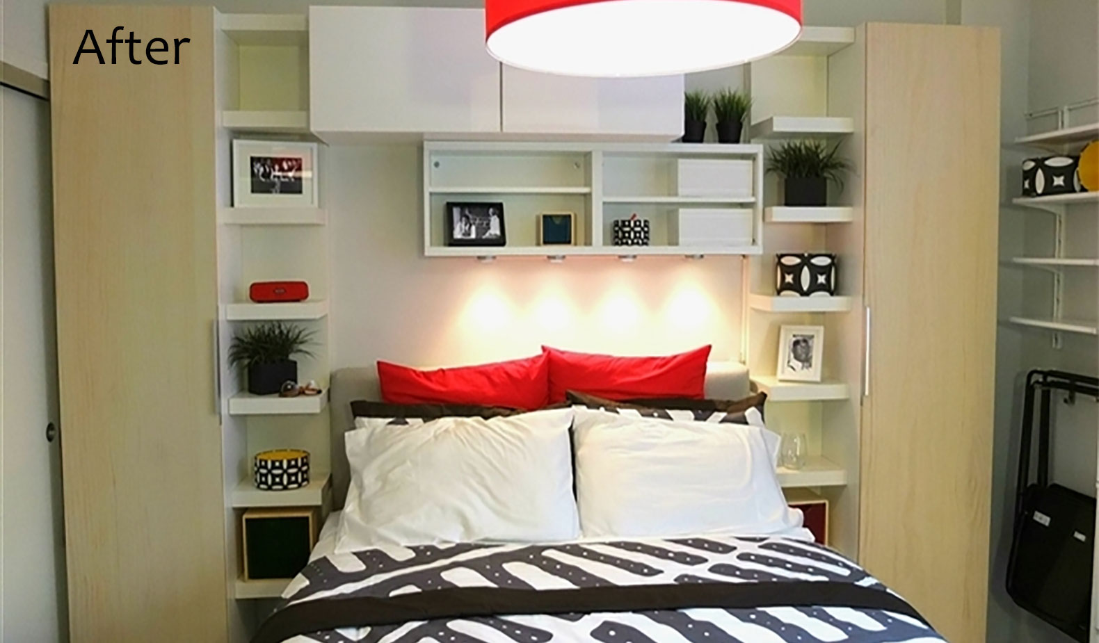 Ikea Small Apartment see ikea's storage-maximizing makeover of a 300-sq-ft studio