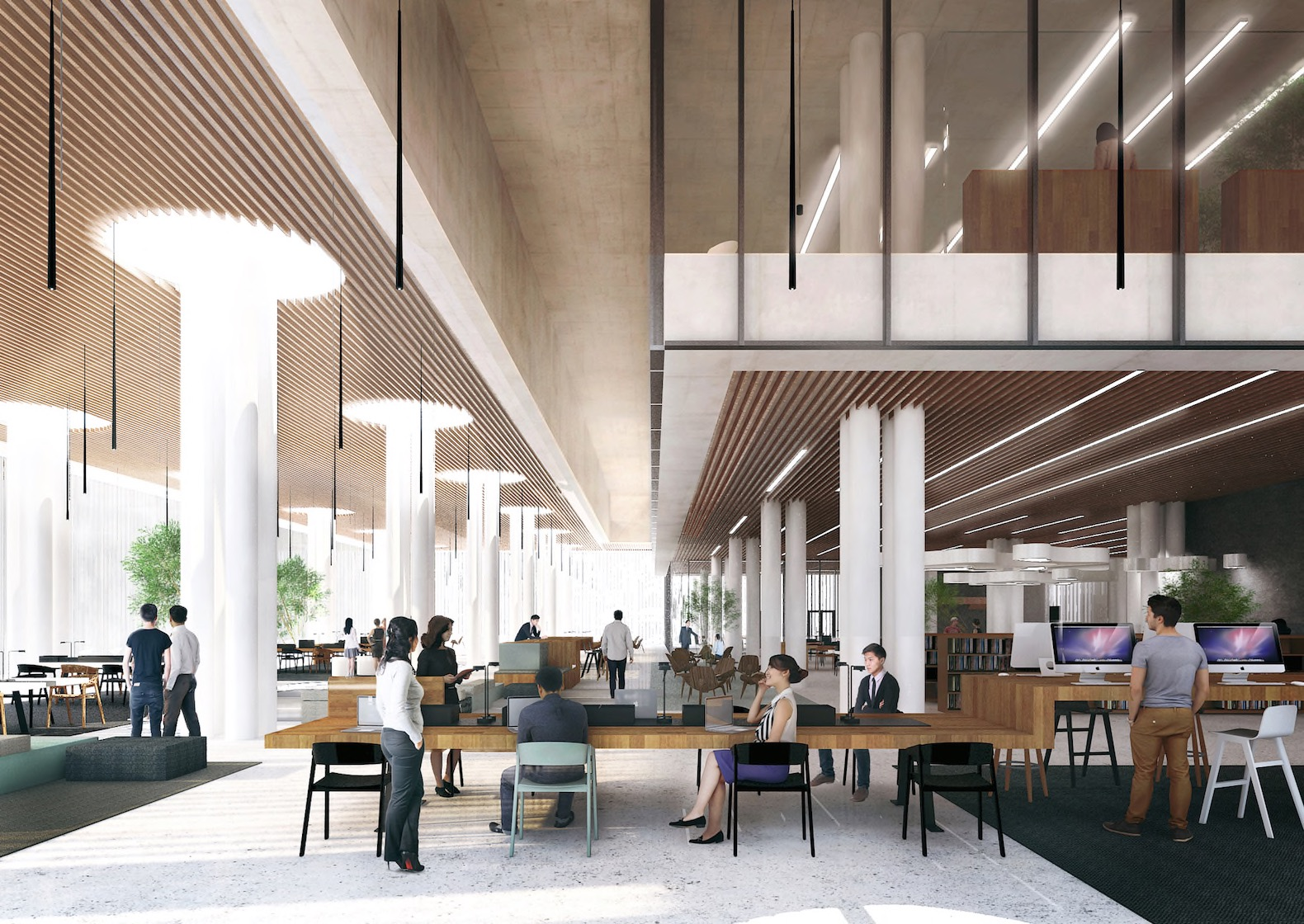 Mecanoo wins competition to design the tainan public library with