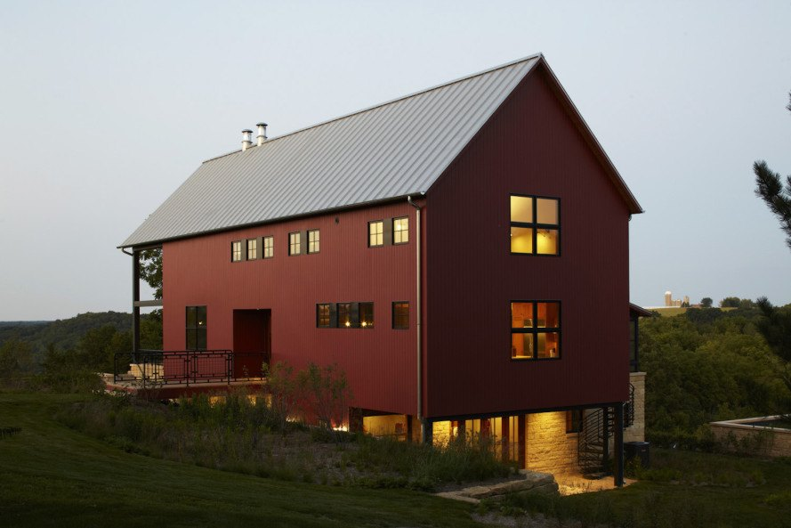Thistle Hill Farm by Northworks « Inhabitat – Green Design ...