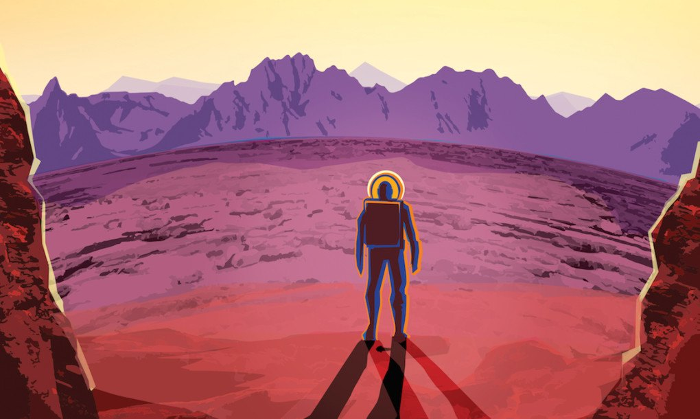Nasa S Amazing Travel Posters Will Get You Pumped For