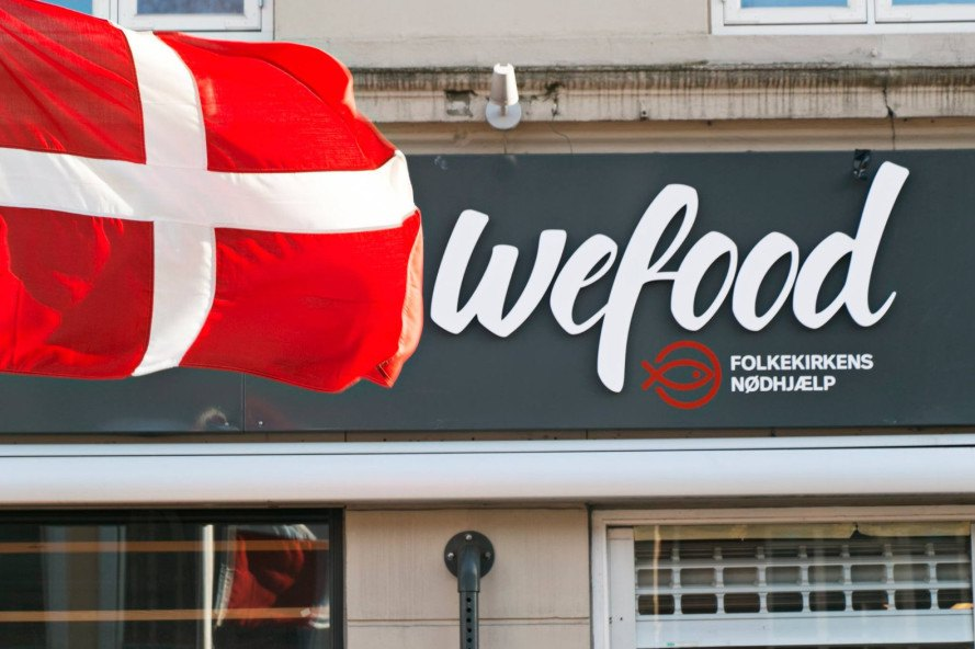denmark, food waste, surplus grocery store, surplus supermarket, expired food, expired products, wefood, wefood copenhagen, denmark's first surplus store, cutting food waste, reducing food waste