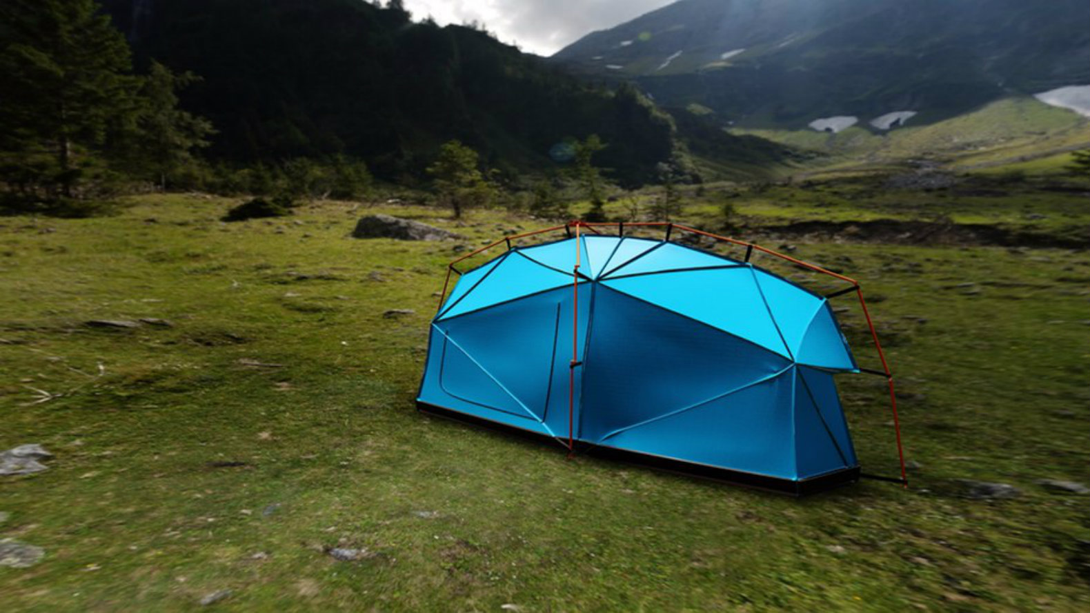 bolt tent kama jania finland designer bolt lightning tent lightning proof tent & Lightning-proof Bolt tents will keep you safe in a storm ...