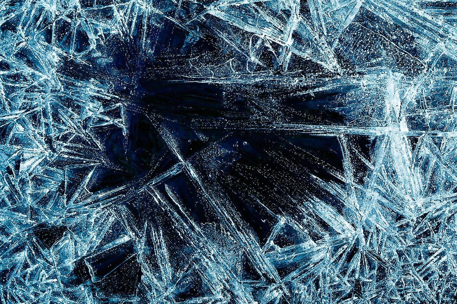Newly Discovered Form Of Ice Offers Hints About Other