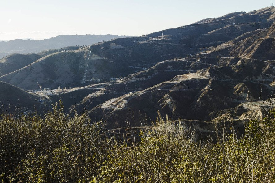 Los Angeles, Aliso Canyon, methane, gas leak, leaking well, environmental disasters, SoCalGas, California, environmental pollution, air pollution, greenhouse gas