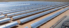Ouarzazate, Noor Concentrated Solar Power complex, Noor 1, Noor solar power plant, solar power, Morocco, Sahara, concentrated solar power plant, renewable energy