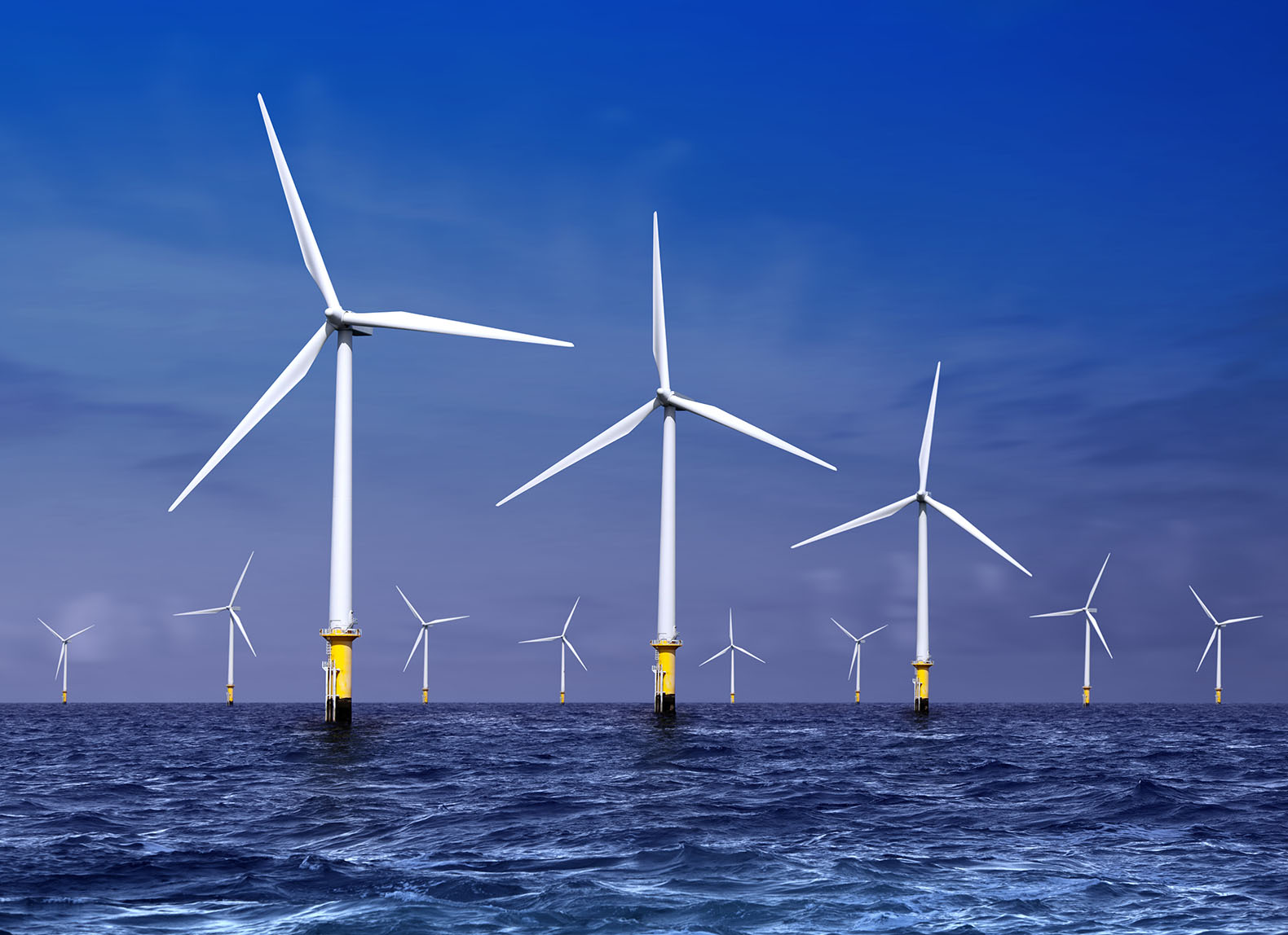The UK will soon house the world's largest offshore wind farm