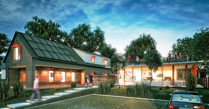 Could this venture-backed zero energy house revolutionize the home