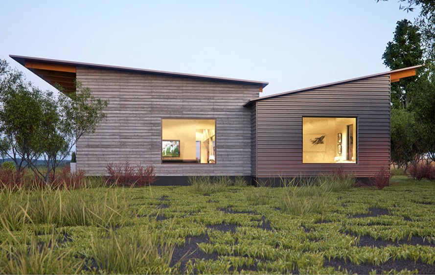 Could Acre Designs' Venture-Backed Net Zero Energy Houses