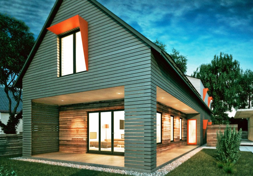 Could acre designs 39 venture backed net zero energy houses for Net zero home design