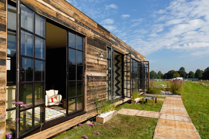 12 brilliant prefab homes that can be assembled in three days or ...