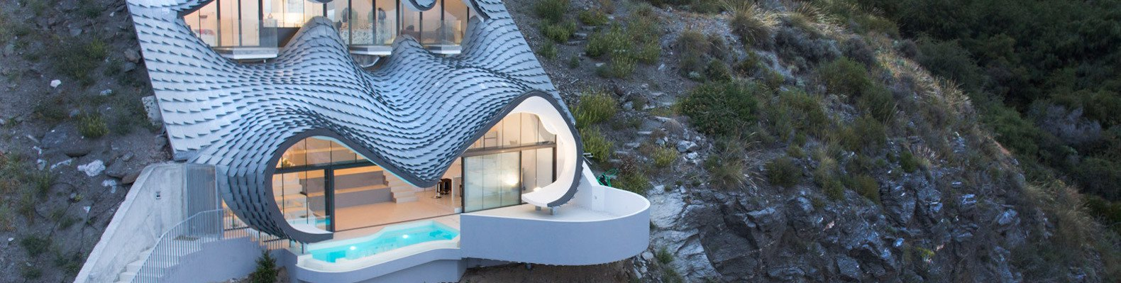 Superb Amazing Dragon Inspired Cliff House In Spain Uses The Earth To Stay Cool |  Inhabitat   Green Design, Innovation, Architecture, Green Building