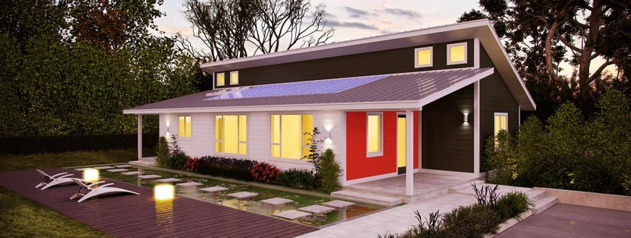 Deltec launches line of super efficient, net-zero energy ... on environment house plans, global house plans, low maintenance house plans, secure house plans, software house plans, sustainability house plans, treehugger house plans,