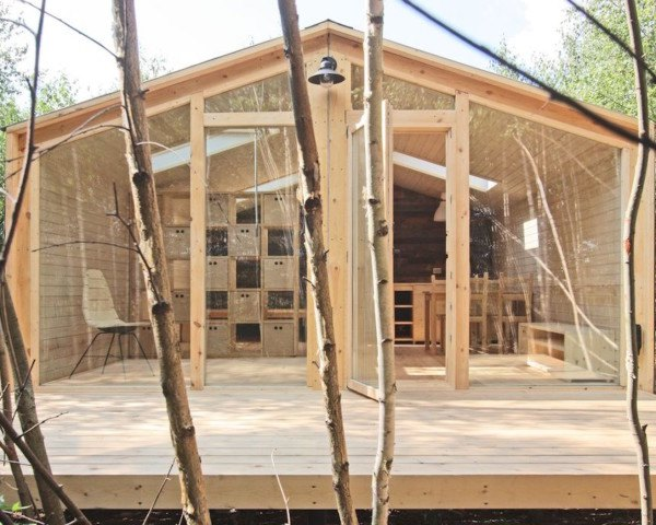 12 brilliant prefab homes that can be assembled in three days or less inhabitat green design innovation architecture green building