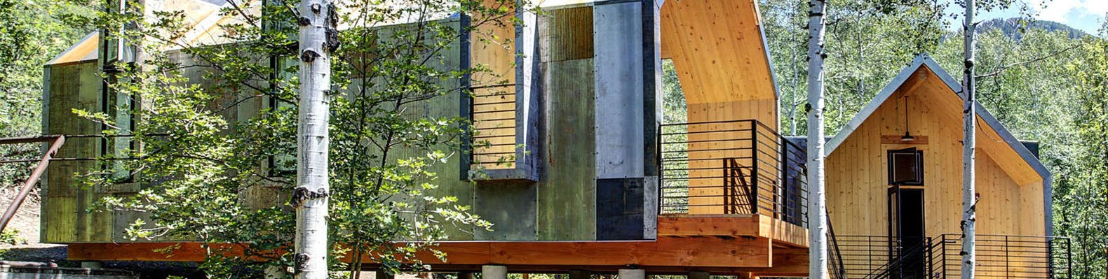 The Girl Scouts Of Utah Built Impressive Summer Cabins Without A Single  Drop Of Glue | Inhabitat   Green Design, Innovation, Architecture, Green  Building