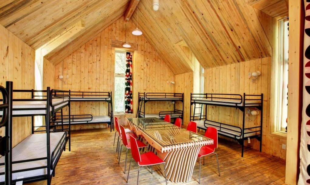 The Girl Scouts Of Utah Built Impressive Summer Cabins Without A