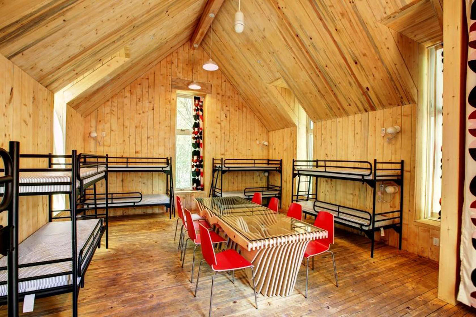 The Girl Scouts Of Utah Built Impressive Summer Cabins