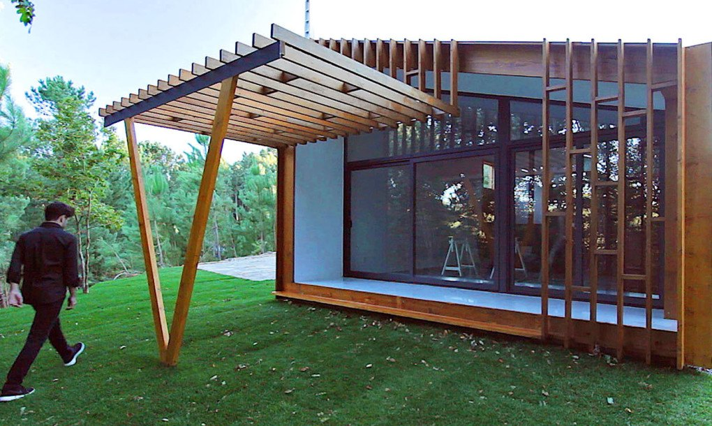 12 brilliant prefab homes that can be assembled in three days or less