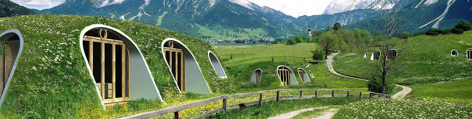 12 brilliant prefab homes that can be assembled in three for Build green home