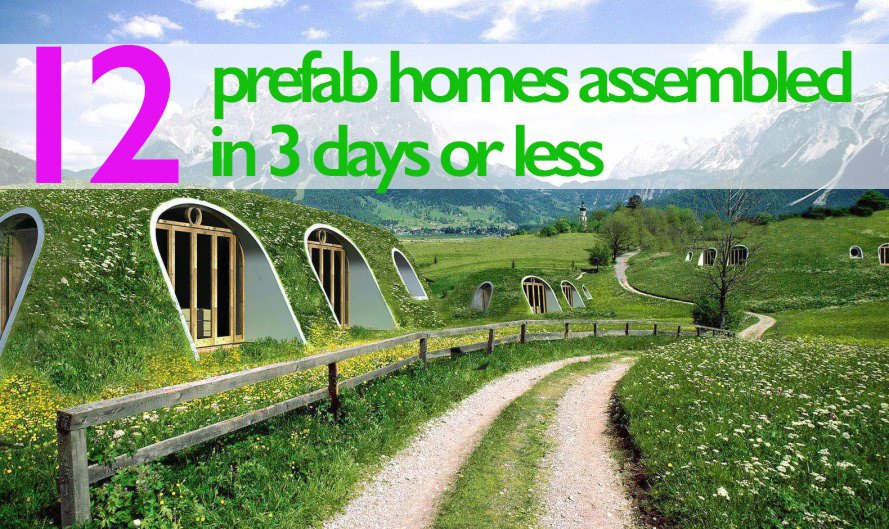 Green Roofed Hobbit Home By Magic Green Homes 171 Inhabitat
