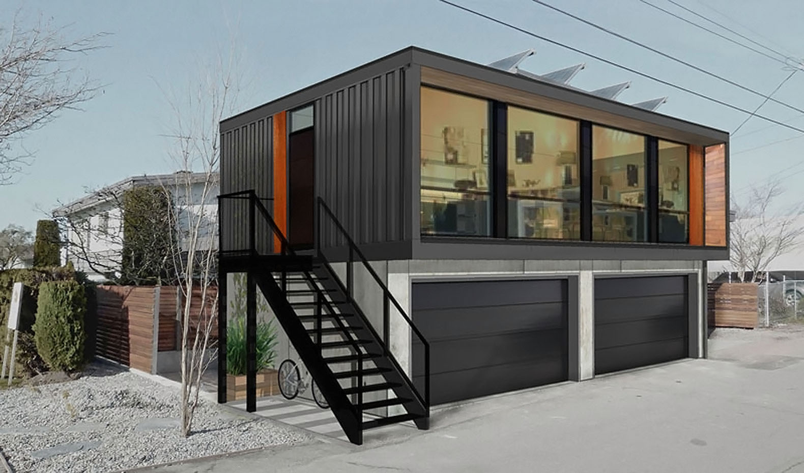 Shipping Containers Homes you can order honomobo's prefab shipping container homes online
